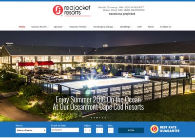 Red Jacket Beach Resorts
