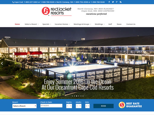 Red Jacket Beach Resorts