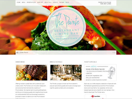 The Pointe Restaurante