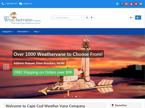 Cape Cod Weathervane Company